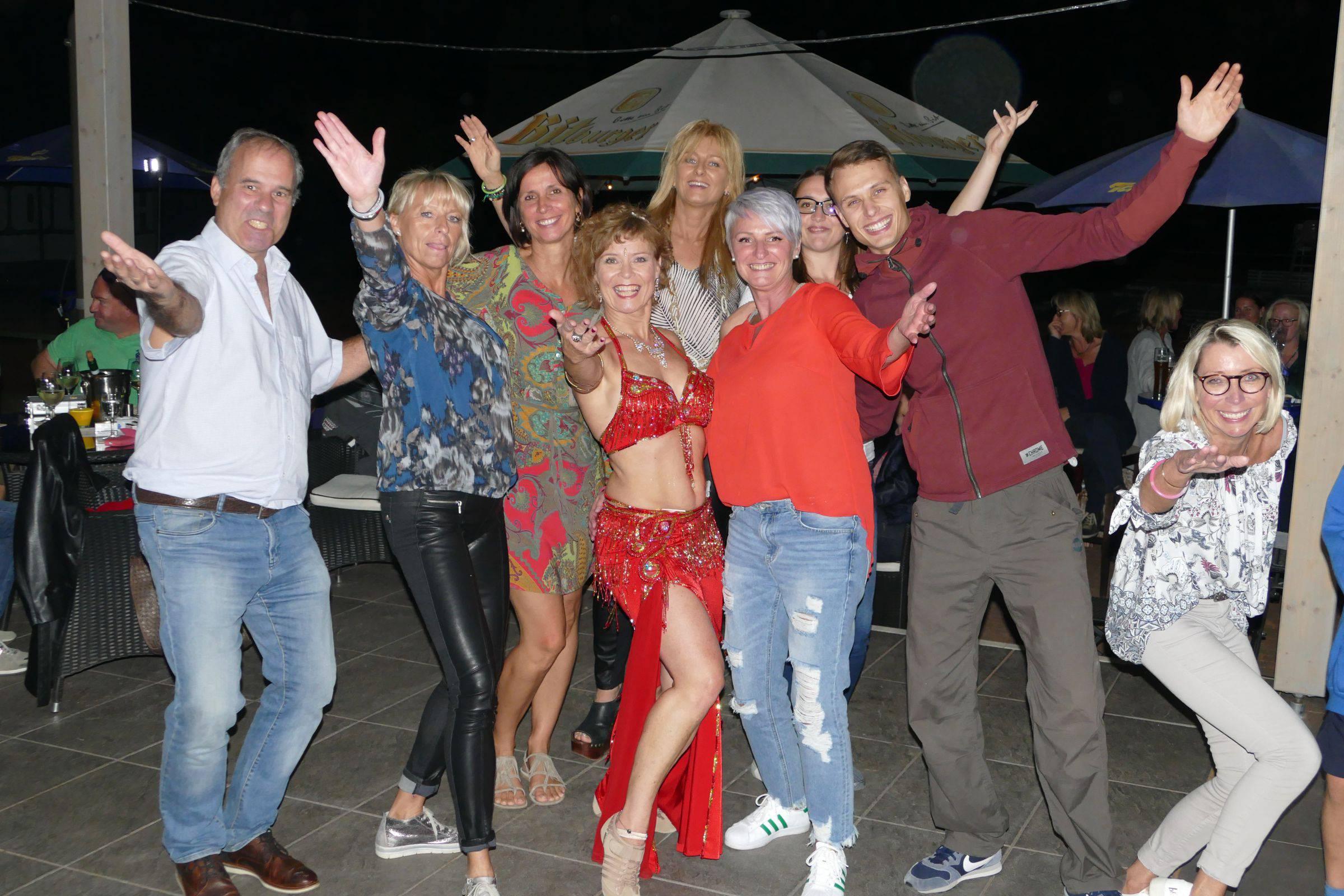 Saison Abschlussfeier @ TCAW Vereinsheim - Trattoria Bella Famiglia