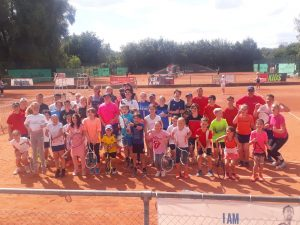 2. Jugend Sommercamp Tennis-Schule Aldorf @ DJK Bieber